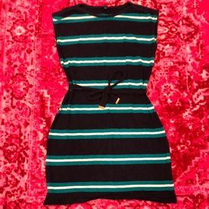 Casual Tommy Hilfiger striped T-shirt dress